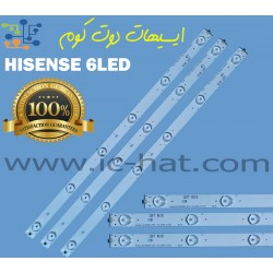 HISENSE 6LED