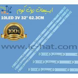 10LED 3V 32″