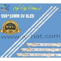 TCL 8LED 3V 59.8CM