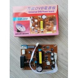 DVB POWER BOARD DVB-009