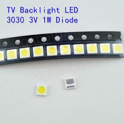 SMD LED 3030 1W 3V