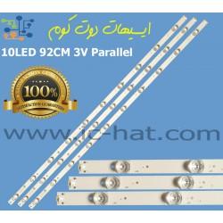 10LED 92CM 3V parallel