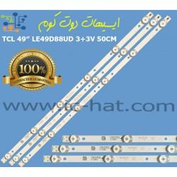 TCL 49″ 50CM 6LED 3+3V
