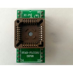 STAR-PLCC28 DIP28