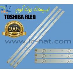 TOSHIBA 6LED