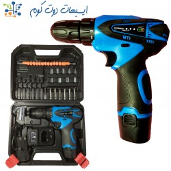 Electric Drill Cordless...